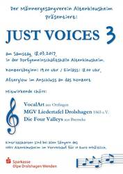 Four Valleys am 18. März bei